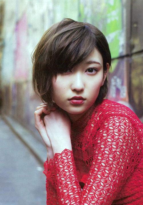 【欅坂46】可愛さと大人の表情が交差する志田愛佳(18)の画像×49