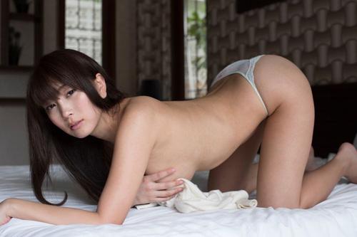 森咲智美の愛人にしたいGカップ美女のおっぱい35