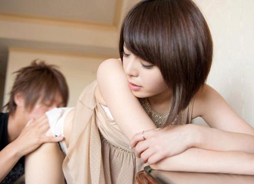 【クンニリングスエロ画像】メスの香り漂うオマンコをペロペロ愛撫!クンニ画像!