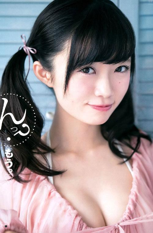 中井りか(19) NGT48の美乳姫。画像×20