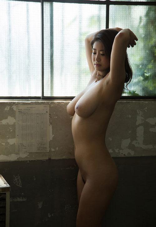 深田ナナのKカップ美爆乳おっぱい 31