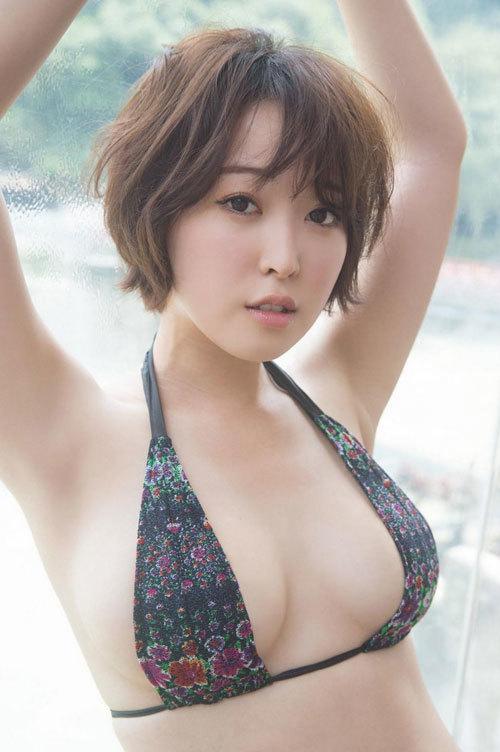 忍野さら日本一色っぽい女子大生のおっぱい7