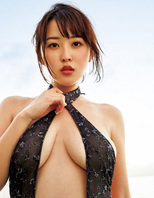 忍野さら日本一色っぽい女子大生のおっぱい19