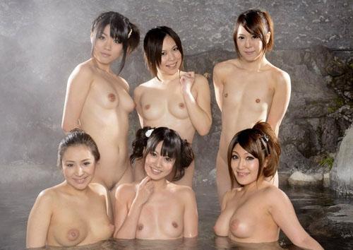 【複数人ヌードエロ画像】複数人の女の子たちがヌードな画像集めたったwwww