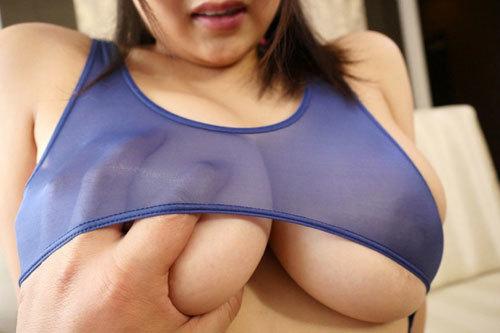 後藤里香のHカップ美爆乳おっぱい 27