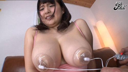 後藤里香のHカップ美爆乳おっぱい 69