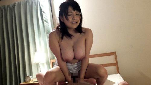 後藤里香のHカップ美爆乳おっぱい 125