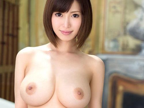 君島みお 中洲で予約1年待ちだった伝説の美巨乳モデルソープ嬢がAV新人