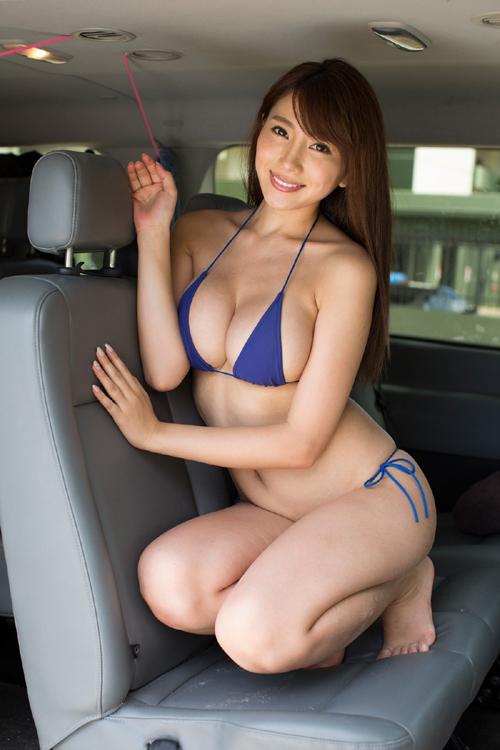 森咲智美 最新イメージ『Pandora』でGカップポロりしそう♪中村昌也と熱愛も発覚!