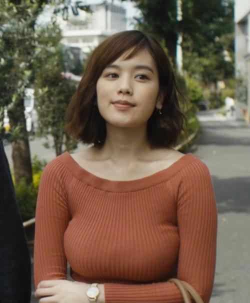 【筧美和子キャプエロ画像】ドラマ『フリンジマン』でニット着衣巨乳の破壊力が半端なかった件www