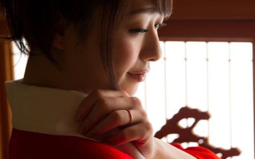 【No.36804】 横顔 / 白石茉莉奈