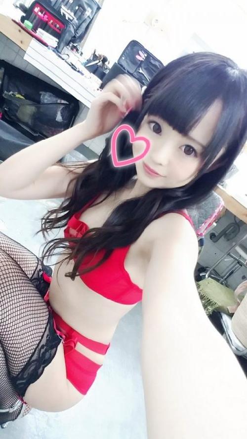 瀬名きらり えろーい!きらりん☆は赤い下着にガーターベルトで僕らの股間を魅了するセクシーコスのフレンズなんだね!