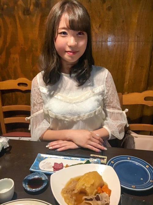 この3時間後にハメ撮りされてしまった婚活中の沖田さん24歳