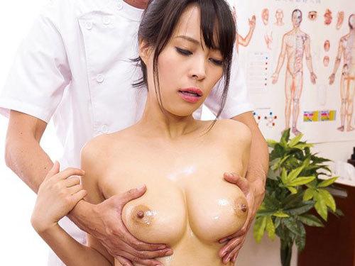 真木今日子 Hカップのロケット乳オネエさんがエロなお乳を揺らしてイキまくり