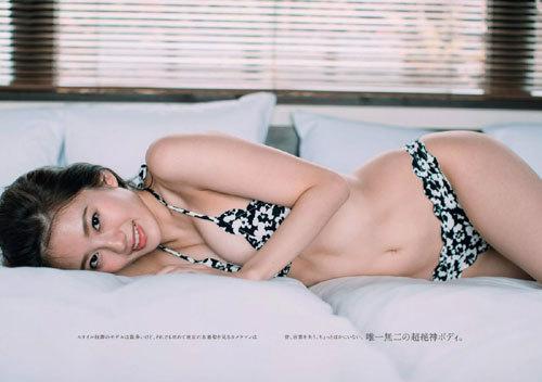伊東紗冶子のキャスター界ナンバーワンおっぱい36