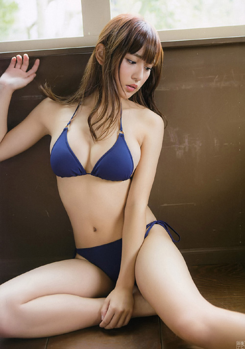 浅川梨奈(18) 幼顔美少女の超高校級グラビア!画像×268