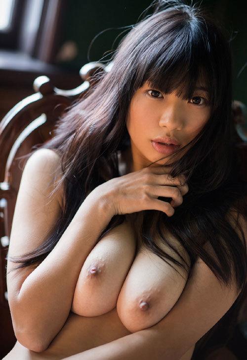 桐谷まつりのHカップ柔らか美巨乳おっぱい 17