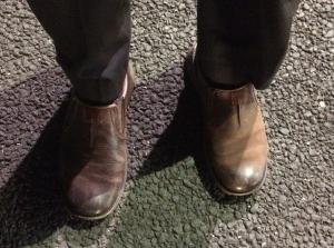 靴間違い1