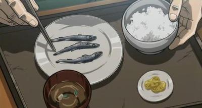 カイジ貧しい食事