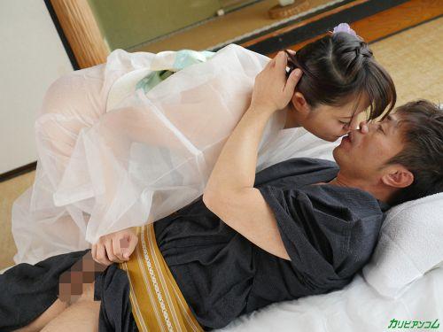 鈴木理沙 - 洗練された大人のいやし亭 ~不慣れな新人の誠心誠意のおもてなし~ 26