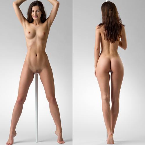 """(外人モデルぬーど写真)この世に""""完璧なプロポーションの女体""""ほど優れた芸術作品はない☆と思える外国人モデルの美し過ぎる体wwwwww"""
