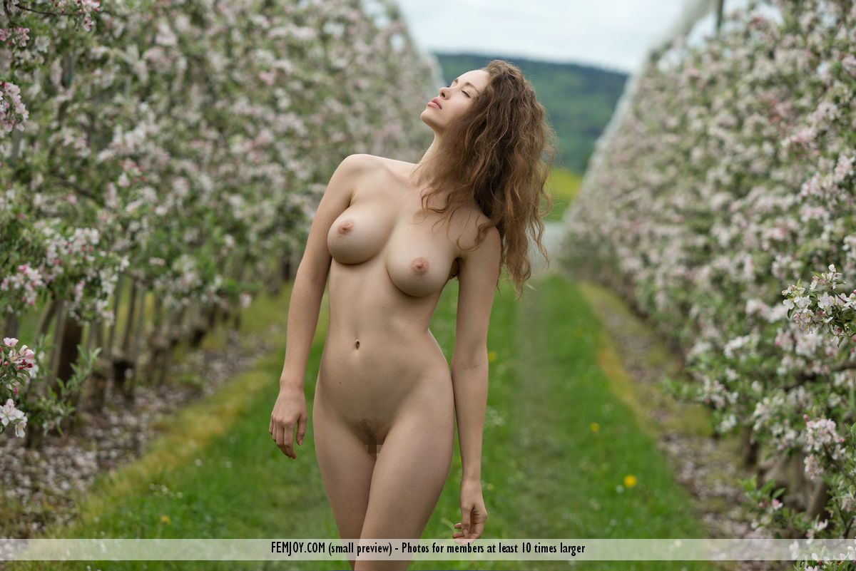 Vika A. - APPLE BLOSSOM 02