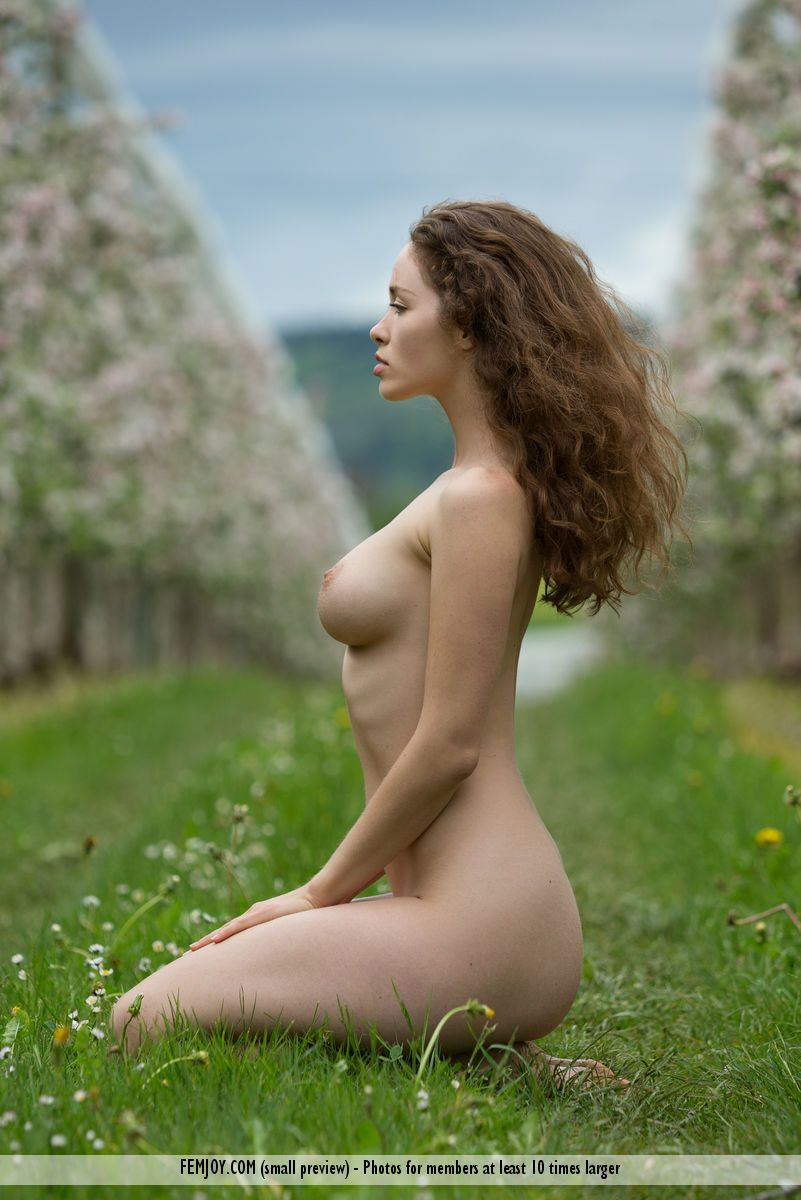 Vika A. - APPLE BLOSSOM 03