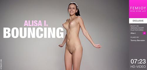 Alisa I. - BOUNCING