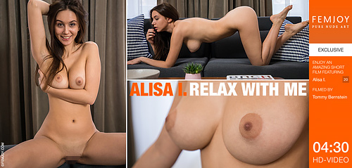 Alisa I. - RELAX WITH ME