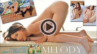 Melody - SENSITIVE SQUIRTER