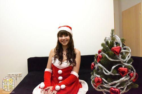 ルナ - 大量に潮を吹きまくる潮吹きエロ可愛サンタ MERRY CHRISTMAS VOL2 LUNA RIVAL 12