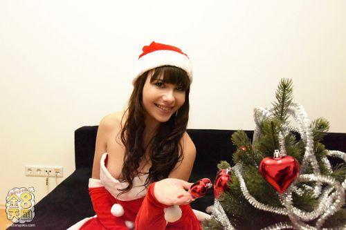 ルナ - 大量に潮を吹きまくる潮吹きエロ可愛サンタ MERRY CHRISTMAS VOL2 LUNA RIVAL 13