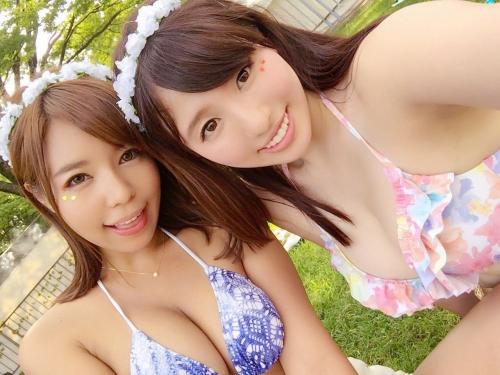 泡フェスナンパ 02 in 大阪 - さら 25歳 営業職 しほ 23歳 通販会社勤務 01