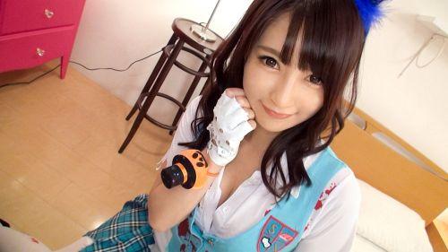 ハロウィンナンパ 05 in 原宿 - はるか 21歳 地下アイドル 05
