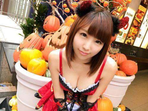 ハロウィンナンパ 07 - はるら 21歳 服飾系の専門学生 01