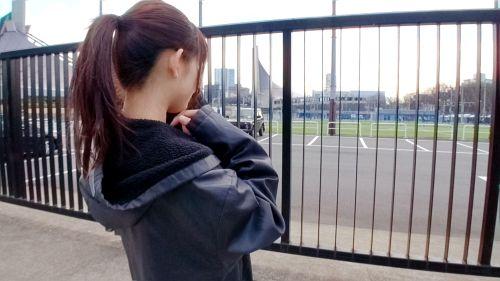 フットサルナンパ 02 in 代々木 - あや 20歳 受付嬢 08