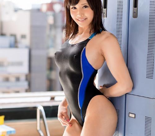 競泳水着 フェチすぎる画像まとめ119枚!エロいお姉さんが気合いを入れて競泳水着姿になるとこんな感じwwww| 競泳水着エロ画像
