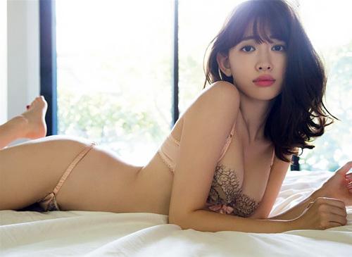 画像☆AKB小嶋陽菜のグラビアが完全にアイドルの枠を超えグラドル寄りにww