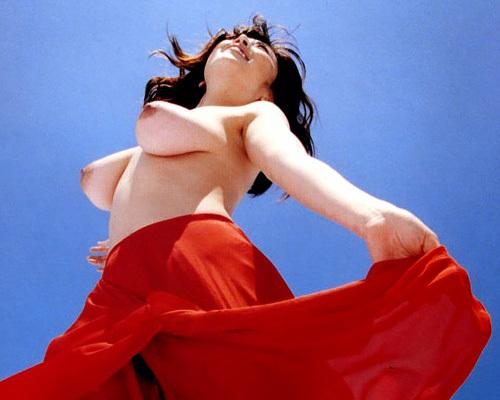 桜庭あつこヌード画像66枚!巨乳グラドルが晒した衝撃の垂れ乳&デカ乳輪!