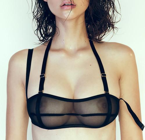 ファッションモデル、Natalia Mallmann のセクシー画像www
