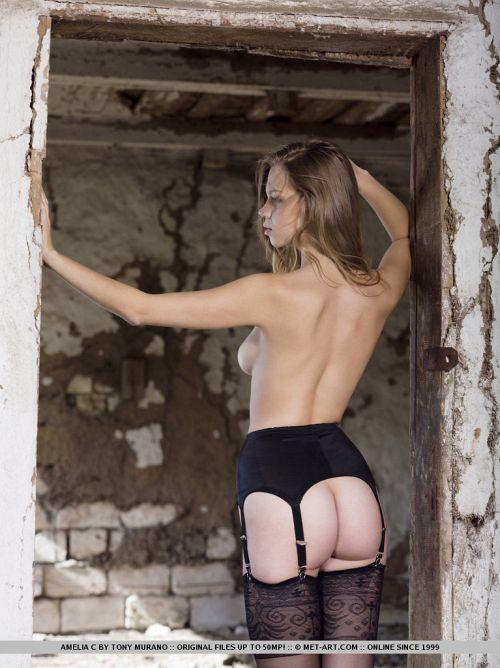 MetArt - Amelia C - STILETTOS