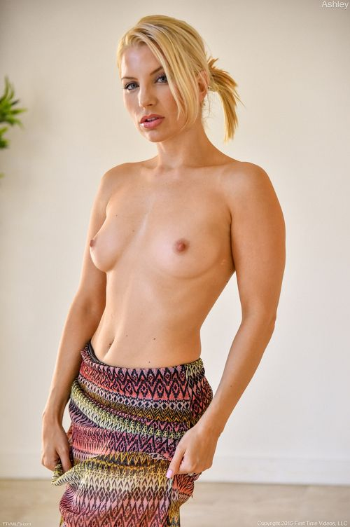 FTV Milfs - Ashley - ASHLEY SEXY STRIPES