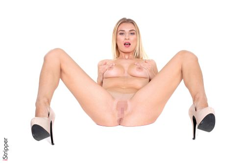 iStripper - Natalia Starr - YELLOW ROSE