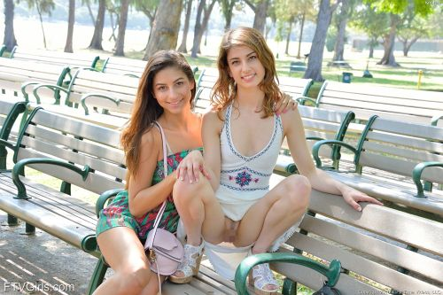 FTV Girls - Kristen, Nina - TUG FINGER FIST