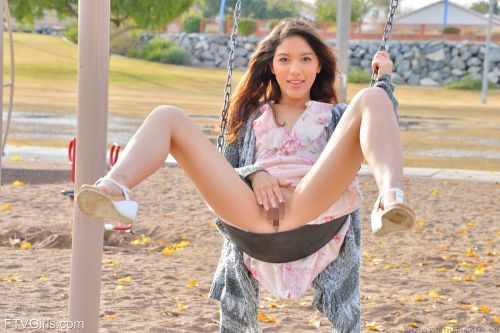 FTV Girls - Melody - AT THE PLAYGROUND