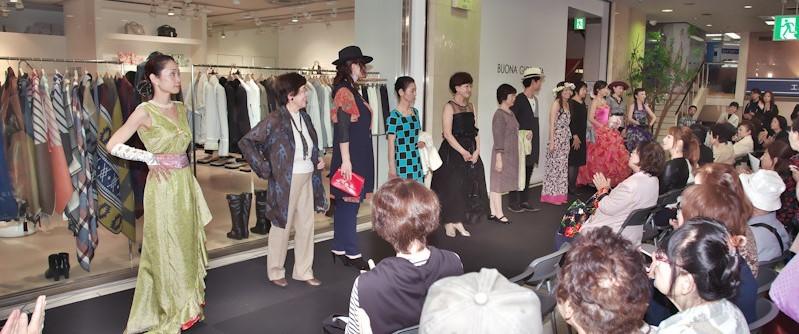 いしかわファッションショー1