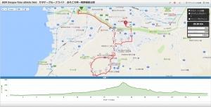 SGR Osogoe-Tobe athletic field サタデーグループライド おそごえ峠ー砥部運動公園