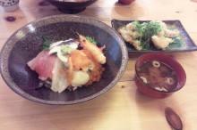 $散らかった俺の部屋とHair -TRASHMINDポカリスのblog--海鮮丼