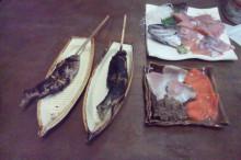 $散らかった俺の部屋とHair -TRASHMINDポカリスのblog--魚!