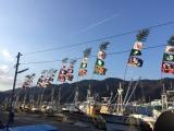 加茂神社 港